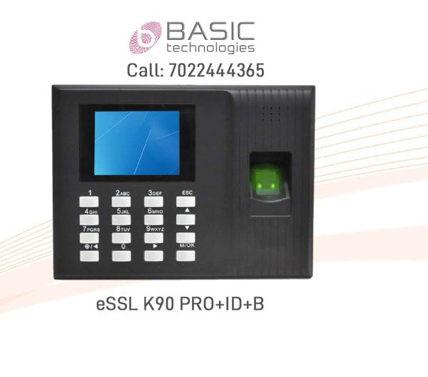 essl k90 pro device