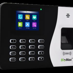 BioMax N-BM20+ID Time ans attendance machine